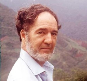 Jared Diamond, autore del libro.