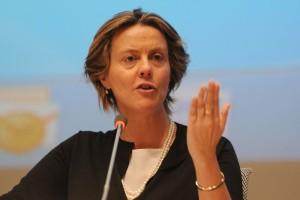 La ministra Beatrice Lorenzin.