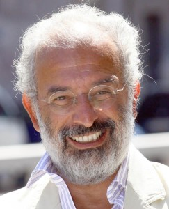 Il giornalista Gad Lerner.