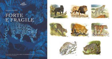 """""""Féroces et fragiles"""", la mostra di Hermès dedicata ai grandi felini di Dallet"""