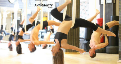FITEDUCATION ANTIGRAVITY.Be Airfull!