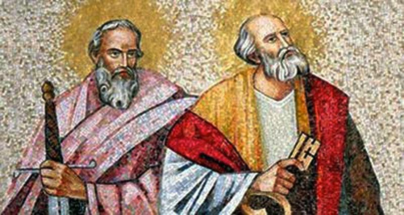 29 Giugno: San Pietro e Paolo
