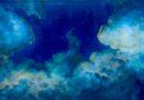Giovanna Benzi: nel blu dipinto di blu