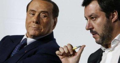 Incontro Salvini-Berlusconi: presto nuovo vertice su presidenza Rai e Amministrative.