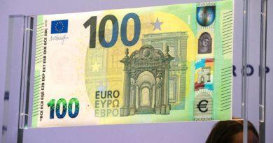 Guerra ai falsari, in arrivo nuove banconote da 100 e 200 euro.