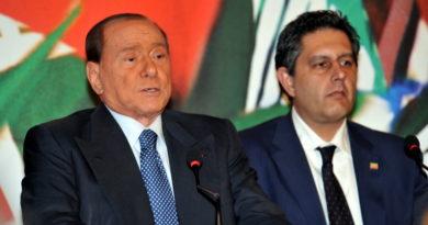 """Intervista di Berlusconi al """"Corriere""""."""
