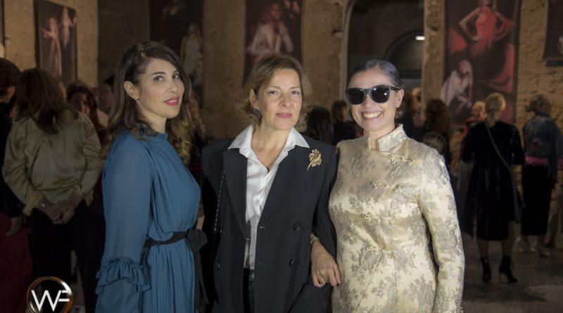 """Trionfa la mostra internazionale """"Il Mondo delle Donne"""" e lo stile di Angela Bellomo"""