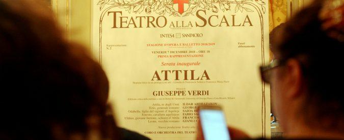 Prima della Scala: 'Attila' trionfale
