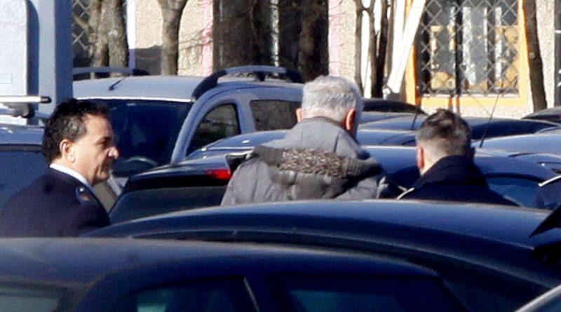 Caso Maugeri: Roberto Formigoni è entrato nel carcere di Bollate.