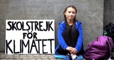 Greta, Mattarella e la bufala della crisi climatica