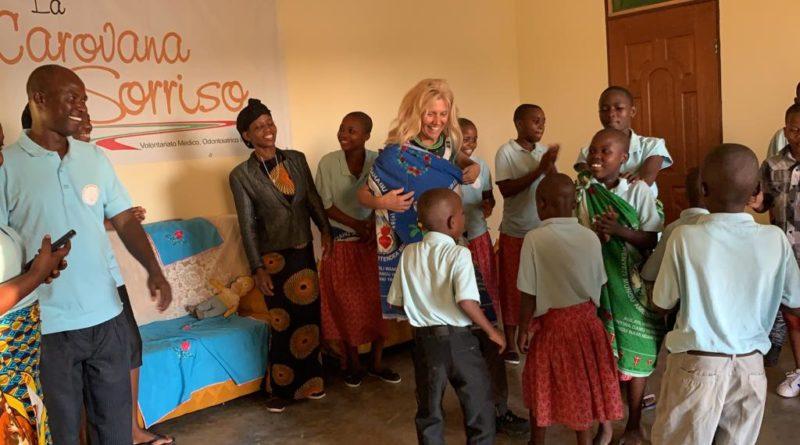 Maria Teresa Ruta, un sorriso in più per la Casa degli Angeli in Tanzania