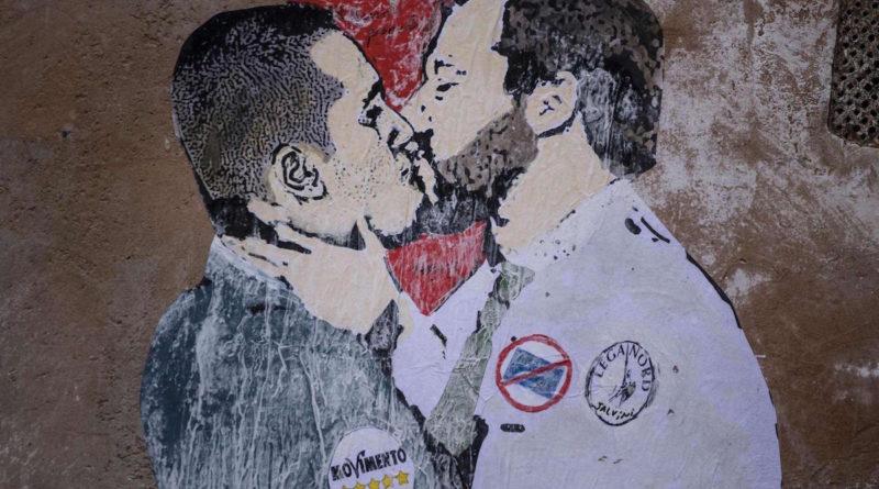 Lobby gay all'interno dei partiti