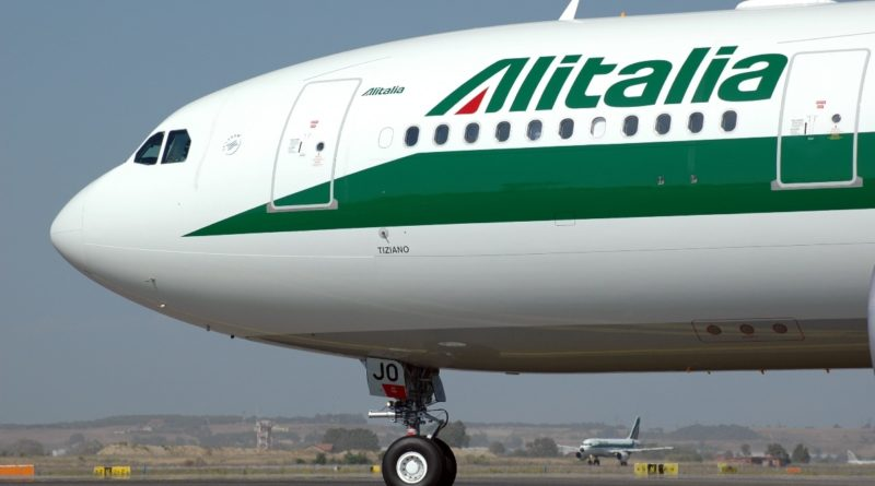 Salviamoci da Alitalia