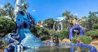 Cultura, natura ed esoterismo nel Giardino dei Tarocchi
