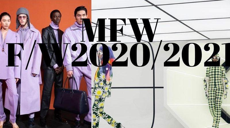 Milan fashion week f/w 2020/2021