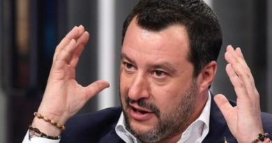O Capitano ! Mio Capitano ! Matteo Salvini !