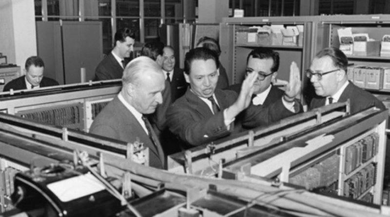 Quando l'Italia scrisse la storia dell'informatica