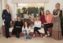 Alessia Marcuzzi sceglie Whatever Milano per il lancio del nuovo blog