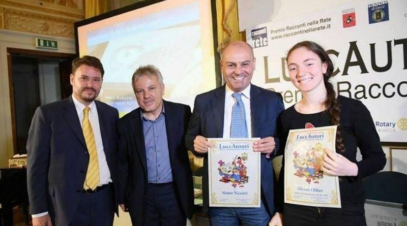 """Premio letterario """"Racconti nella Rete"""": prosegue la collaborazione tra AIDR e LuccAutori"""