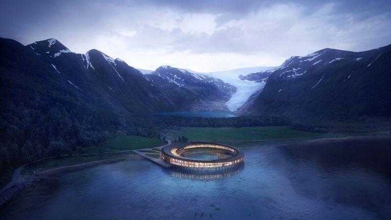 Immagine dell'hotel a Energia Positiva