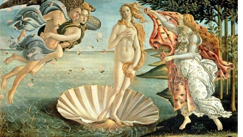 Venere di Botticelli