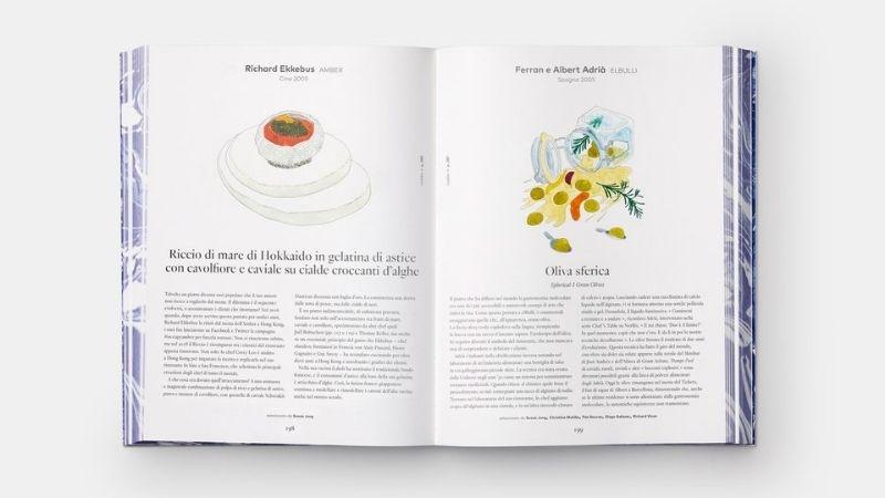 libro di cucina con ricette